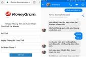 Cảnh giác 'Việt kiều' lừa lấy thông tin ngân hàng