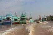 Bão số 9: Bến Tre, Tiền Giang cấm tàu thuyền ra khơi