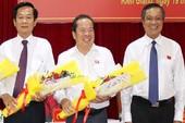 Bí thư Huyện ủy Phú Quốc được bầu làm chủ tịch huyện