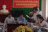 Không có chuyện sa thải khẩn cấp 1.400 giáo viên ở Cà Mau