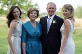 Con gái ông Bush từng mong cha tranh cử... thất bại