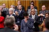 Những lần thủ tướng 'soái ca' của Canada mau nước mắt