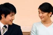 Đám cưới của công chúa Nhật bất ngờ bị hoãn