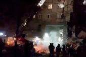 Nổ gas sập chung cư ở Nga, 79 người mất tích