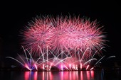 Tròn xoe mắt ngắm pháo hoa đậm chất Ý ở Đà Nẵng