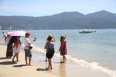 Khuyến cáo về việc nổi mẩn ngứa khi tắm biển Đà Nẵng