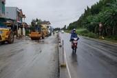 Quốc lộ 1 qua Quảng Ngãi lại tiếp tục xin gia hạn