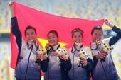 Mất HCV 4x100 m nữ vào tay VN, đội nam Thái 'máu' hơn