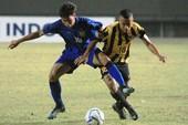 Lại lỗi nhầm cờ, fan Indonesia và Malaysia 'choảng nhau'