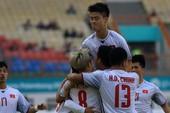 Đảo điên với bóng đá nam Asiad 18
