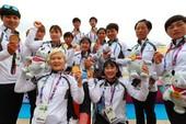 Đội thuyền rồng liên Triều không thể dự giải thế giới ở Mỹ