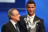 Sốc: Ronaldo tiết lộ sự thật phũ phàng về Real Madrid