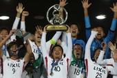Chủ tịch FIFA chứng kiến cúp AFC ở lại với người Nhật