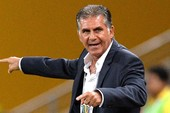 Carlos Queiroz chinh phục Asian Cup cùng Iran rồi về Colombia