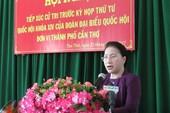 Chủ tịch QH nói về việc 'cách hết chức vụ khi nghỉ hưu'