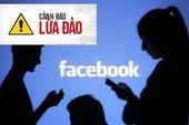 Lừa đảo người vay tiền qua Facebook