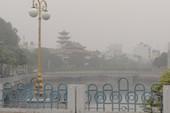 Sài Gòn bảng lảng sương mù