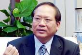 Cho thôi chức bí thư Ban cán sự đảng với ông Trương Minh Tuấn