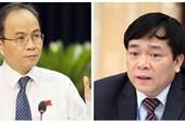 Thủ tướng kỷ luật ông Lê Mạnh Hà và ông Nguyễn Trọng Dũng