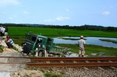 Tai nạn đường sắt gia tăng đột biến ở Quảng Ngãi