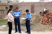 Hà Nội sẽ thành lập các đội quản lý trật tự xây dựng đô thị