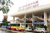 4 bến xe lớn ở Hà Nội sẽ bị đóng cửa