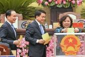Hà Nội lấy phiếu tín nhiệm đối với 36 chức danh