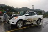 Tai nạn thảm khốc trên cao tốc, 2 cha con thương vong