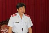 Thúc tiến độ thanh tra Công ty Gang thép Thái Nguyên...