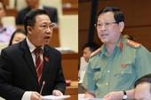 Bộ Công an lên tiếng sau phát biểu của ĐB Lưu Bình Nhưỡng