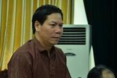Vụ BS Lương: Cựu giám đốc BV Hòa Bình bị truy tố 3-12 năm tù