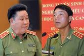 Truy tố 2 cựu thứ trưởng Công an Bùi Văn Thành, Trần Việt Tân