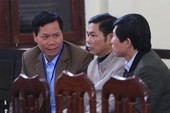 Cựu giám đốc BV đa khoa Hòa Bình nói gì trước tòa?
