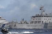 Tàu Trung Quốc trang bị pháo xâm nhập lãnh hải Nhật Bản