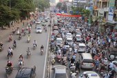 Vi phạm giao thông: Phạt cho cháy túi