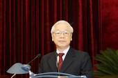 Toàn văn phát biểu bế mạc Hội nghị TW9 của Tổng Bí thư