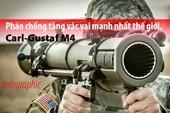 Pháo chống tăng mạnh nhất thế giới: Carl-Gustaf M4