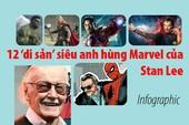 Siêu anh hùng Marvel và 12 di sản của Stan Lee
