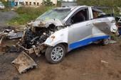 Nữ tài xế taxi say rượu, chạy 107 km/h làm 3 người chết