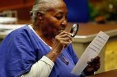 Được giải oan sau 32 năm ngồi tù