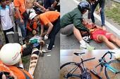 Nghịch lý đời VĐV xe đạp: Tai nạn và rủi ro quá lớn