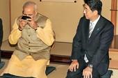 Nhật-Ấn nâng tầm quan hệ