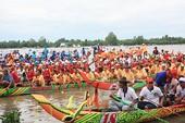 Khai mạc Ngày hội văn hóa dân tộc Khmer ở Kiên Giang