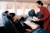 Dịch vụ của Vietnam Airlines theo chuẩn bốn sao quốc tế