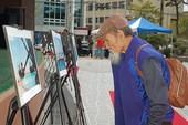 Triển lãm ảnh về đảo nhân tạo trái phép trên biển Đông tại Hàn Quốc