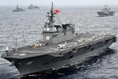 Nhật Bản có thể tuần tra trên biển Đông