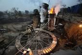 Trung Quốc 'xuất khẩu ô nhiễm' bằng dự án thép