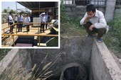 Công ty ngăn mùi thúi ra dân bằng cách...xây tường cao!