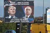 Ông Trump gặp ông Putin: Nặng áp lực sân nhà