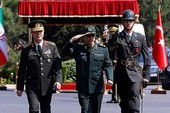 Đón tướng Iran, Thổ Nhĩ Kỳ chọn rời xa Mỹ?
